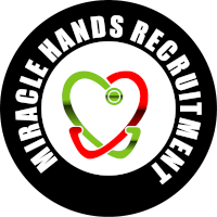 Miracle Hands Recruitment Logo