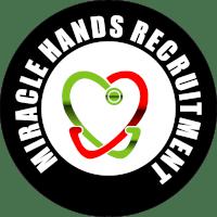 Miracle Hands Recruitment Logo